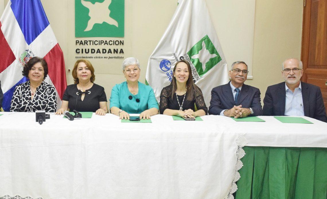 Integrantes del Consejo Nacional - Participación Ciudadana.