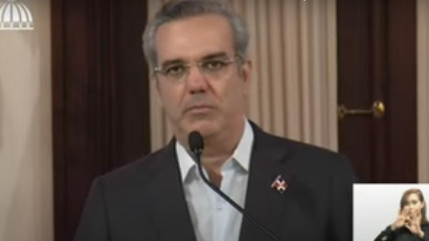Luis Abinader sobre caso Villa Altagracia.