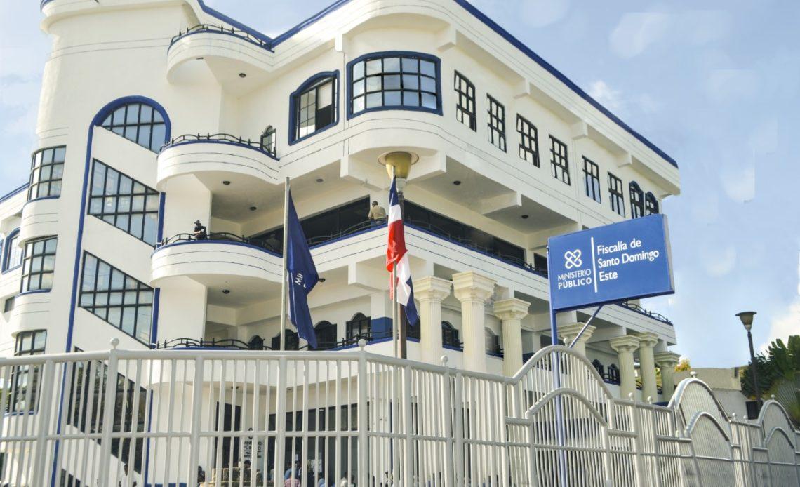 Sede de la Fiscalía de SDE