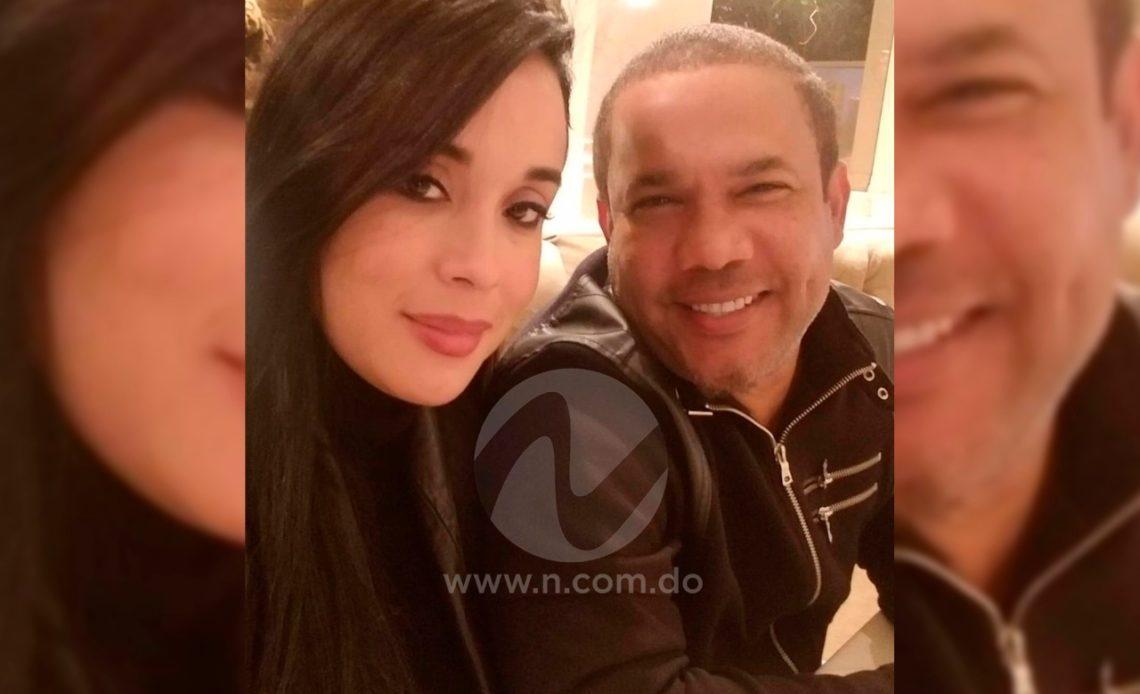 El Torito y su esposa.
