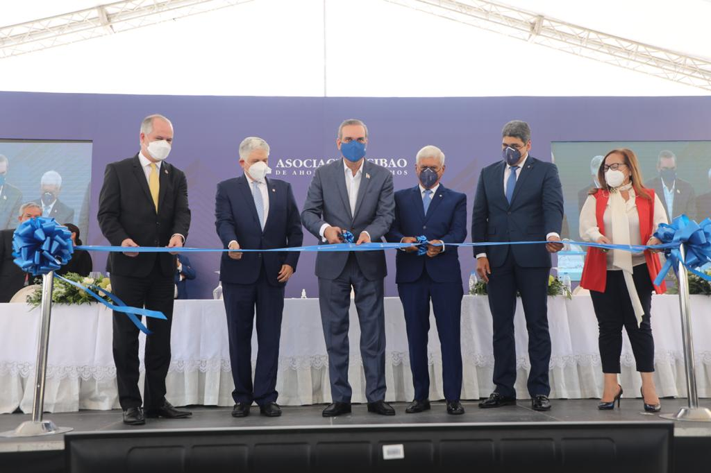 Abinader en inauguración de sede de la ACAP