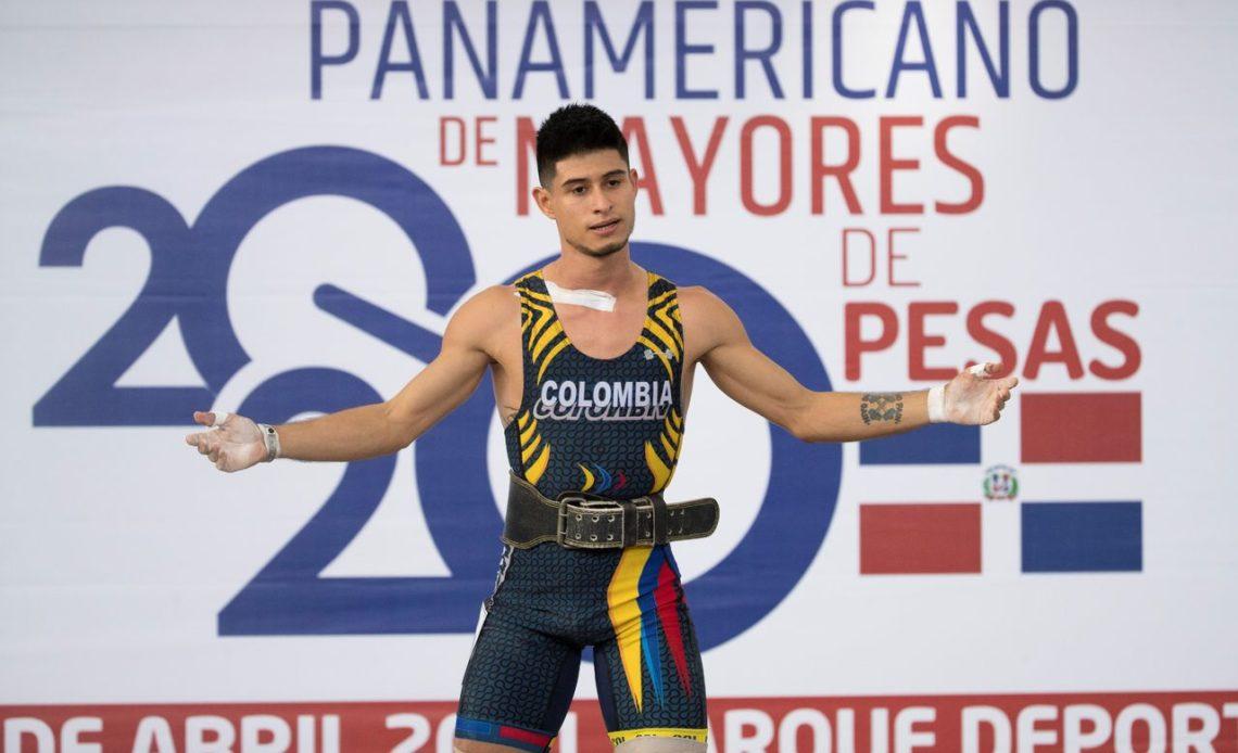 Colombiano Miguel Suarez