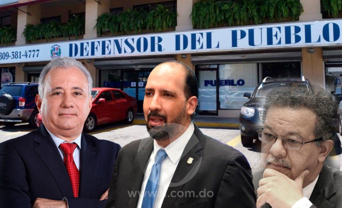 Defensor del Pueblo.