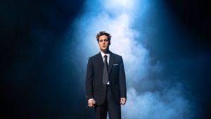 Luis Miguel en escenario