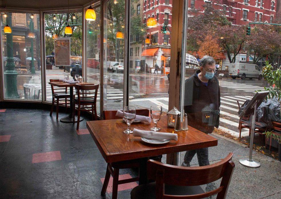 Bares y restaurantes de Nueva York.