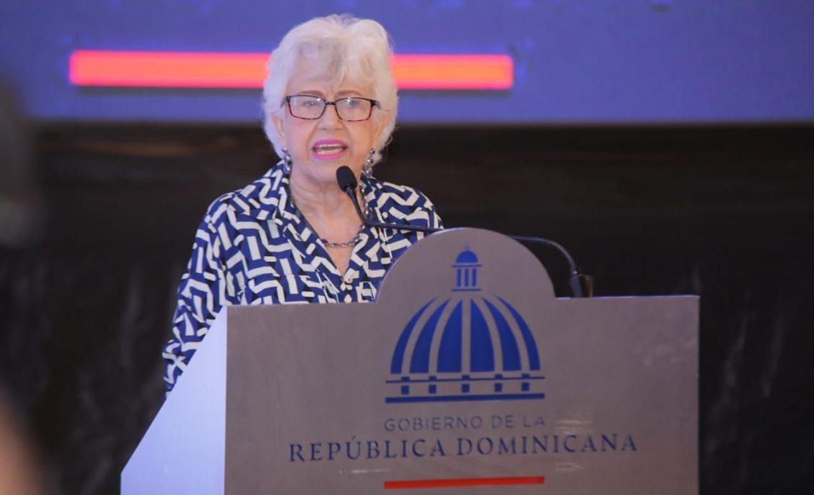 Milagros Ortíz Bosch, directora de Ética e Integridad Gubernamental