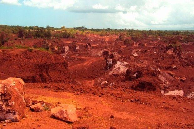 Minerías ilegales en RD