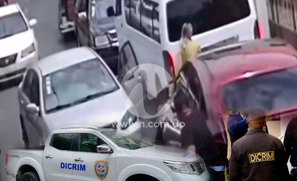 Policía activa busqueda de tiroteo