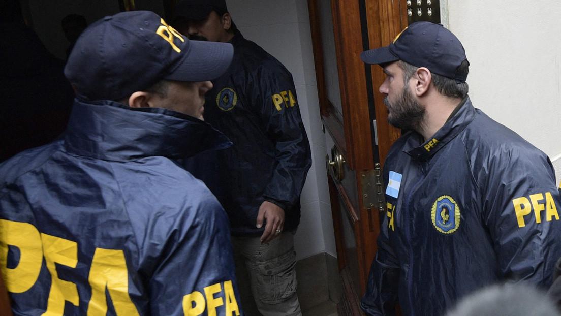 Policías Argentina