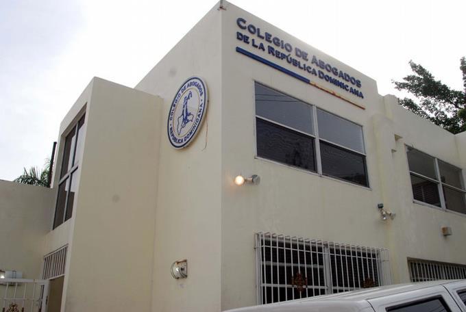 Sede del Colegio de Abogados de la República Dominicana