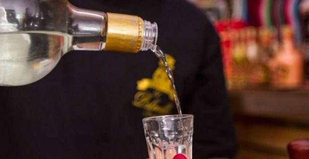 bebida adulterada