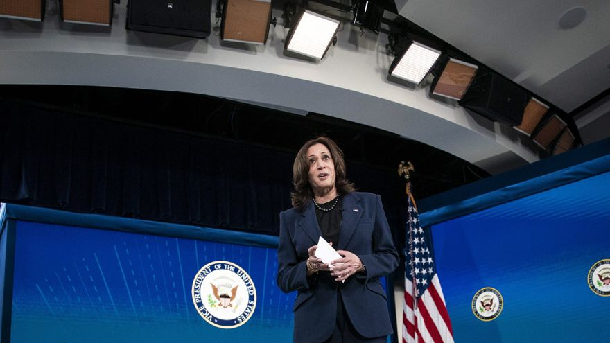 vicepresidenta Harris