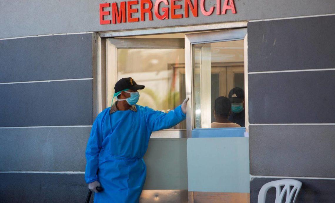 Solo en un hospital del Gran Santo Domingo hay disponibilidad de camas COVID