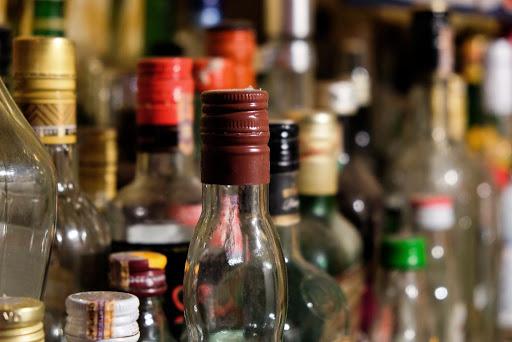 Alcohol adulterado.