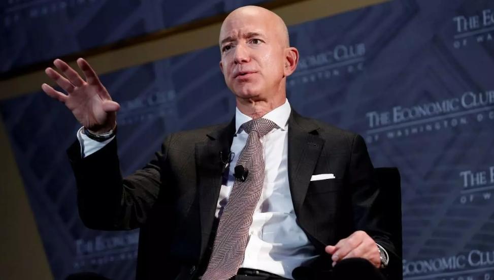 Jeff Bezos, fundador de Amazon, vende acciones