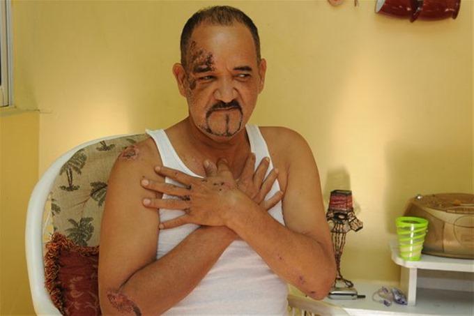"""Jerry Vargas """"El Nazareno"""""""