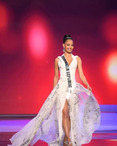 Kimberly Jiménez. modelo dominicana
