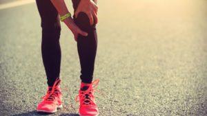 Lesión rodillas