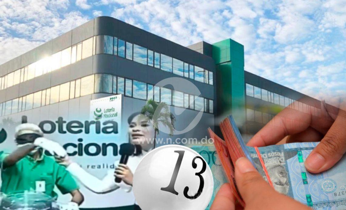 Lotería Nacional. fraude.