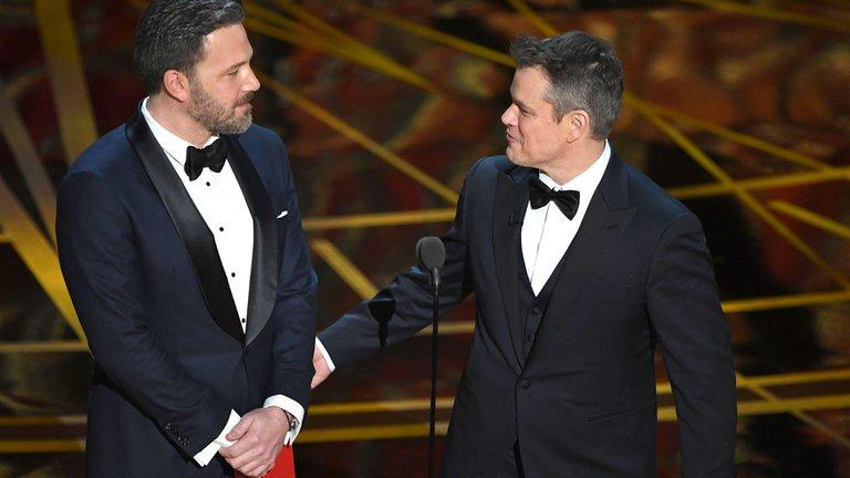 Matt Damon y Ben