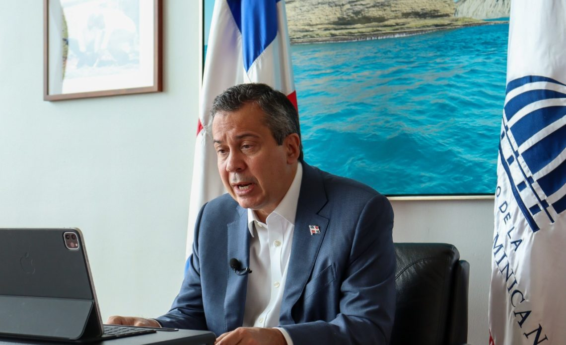Ministro, Orlando Jorge Mera