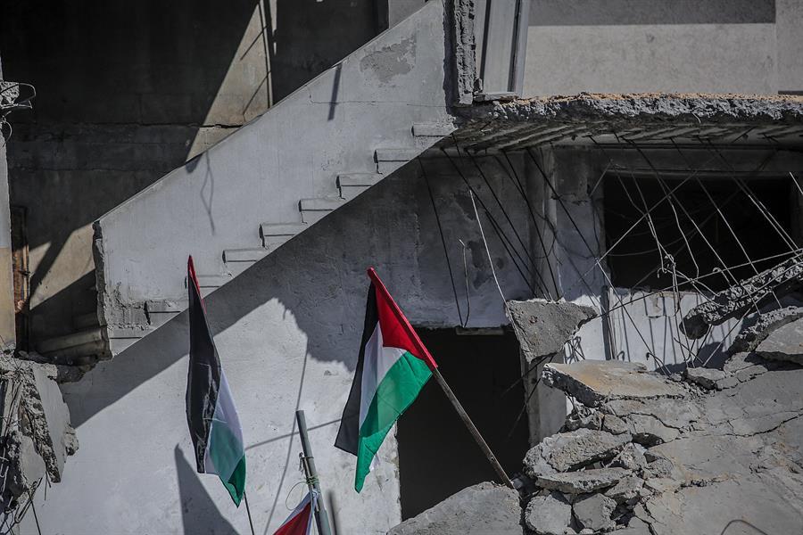 Reconstrucción palestina