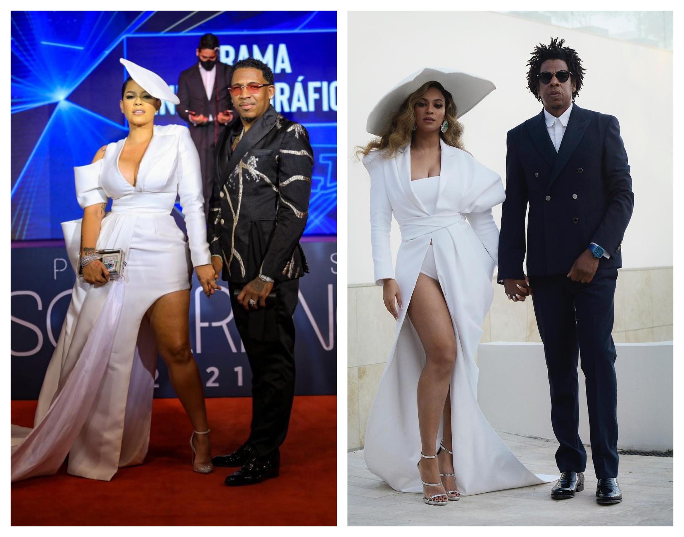 La Insuperable y Beyoncé