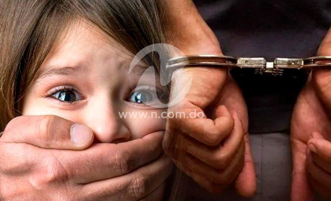 Arrestado por violar niña de 9 años