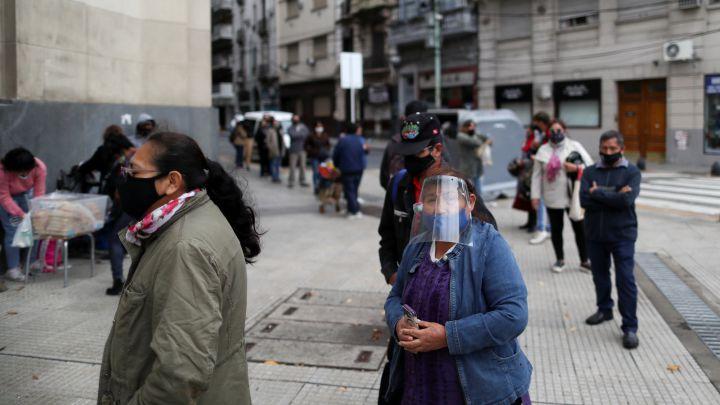 COVID en Argentina