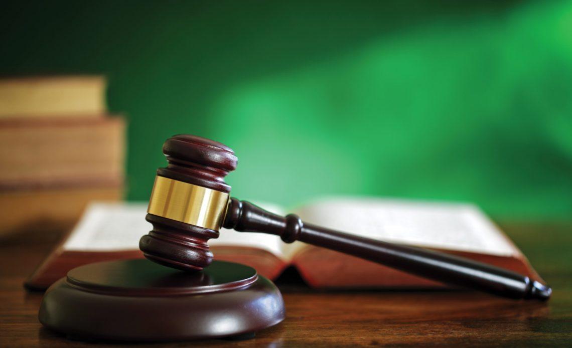 Condena judicial