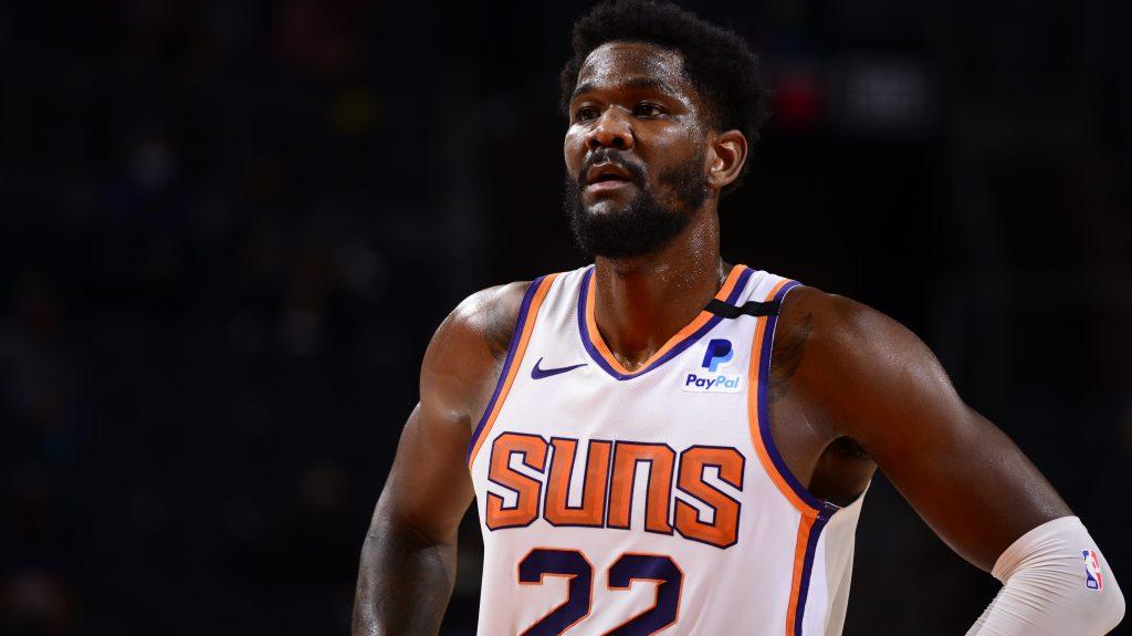 Deandre Ayton, jugador de los Suns