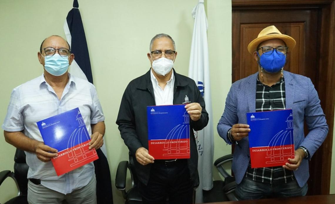 DGDF y sociedades artísticas promoverán cultura en las provincias fronterizas