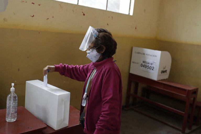 Eleeciones Perú