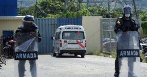 Intento de fuga deja un muerto y varios heridos en cárcel de Ecuador