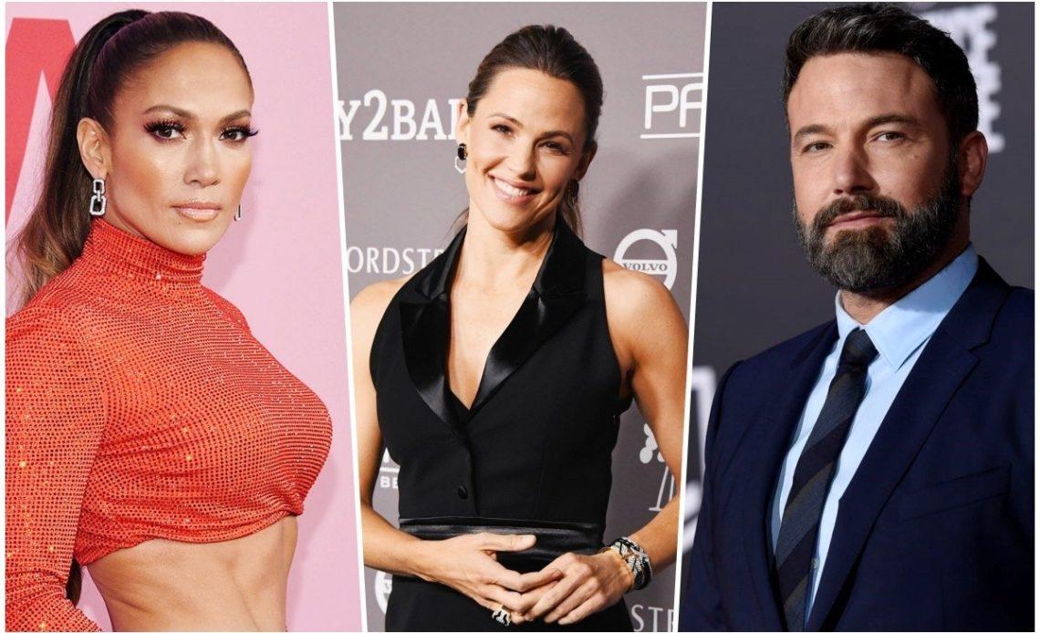 Jennifer Garner Ben Affleck Jennifer Lopez