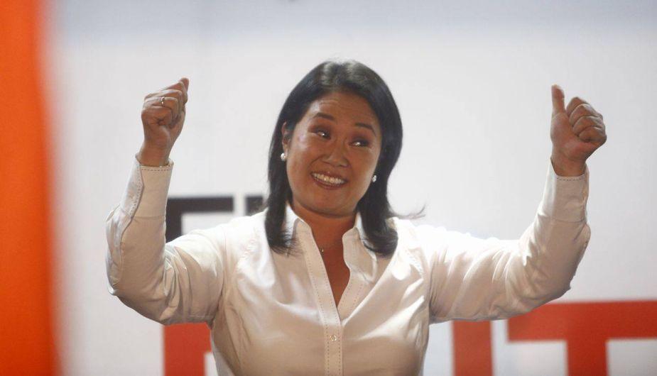 Juez permite a Keiko Fujimori seguir en libertad en medio de tensión electoral en Perú