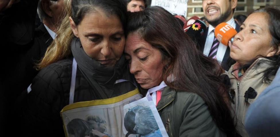 Madre e Hija asesinas.