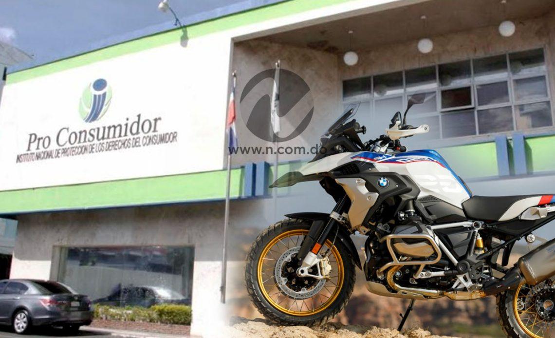 Motocicletas de Proconsumidor