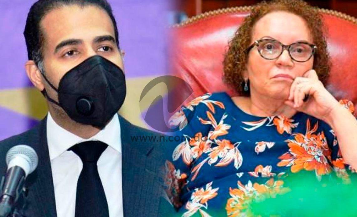 PLD cuestiona a Miriam Germán