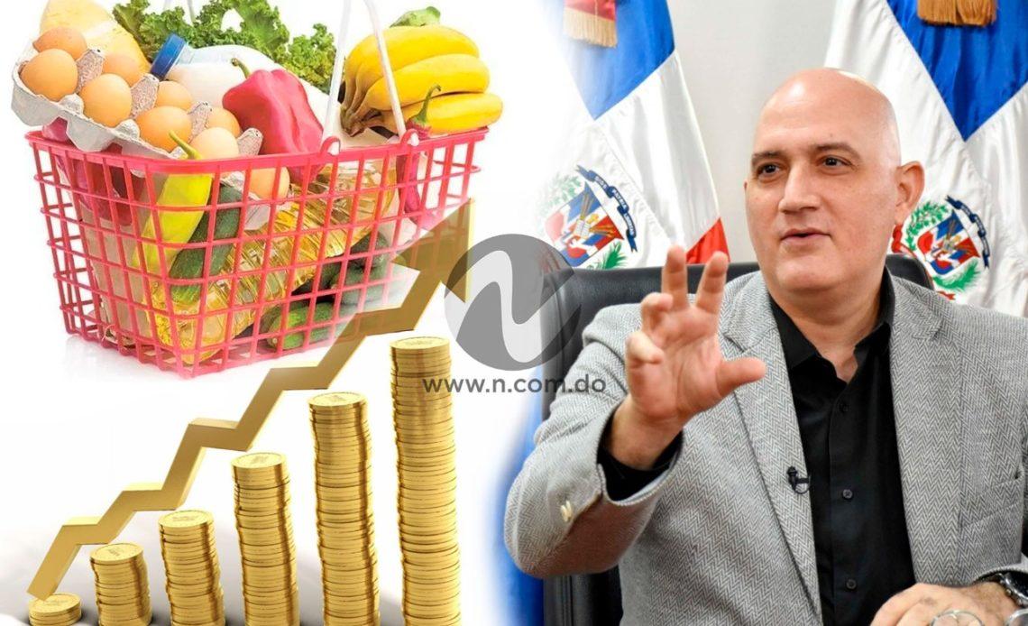 Pavel Isa sobre alza de precios