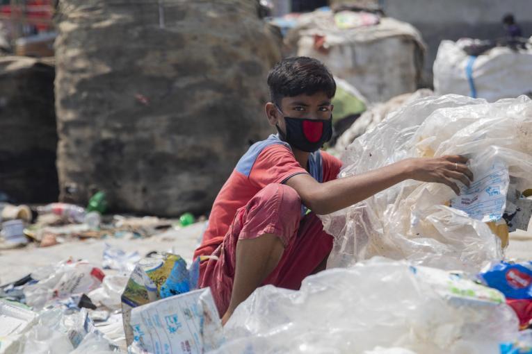 Pobreza post-COVID: un elemento que llevará a 8,9 millones de niños a trabajar