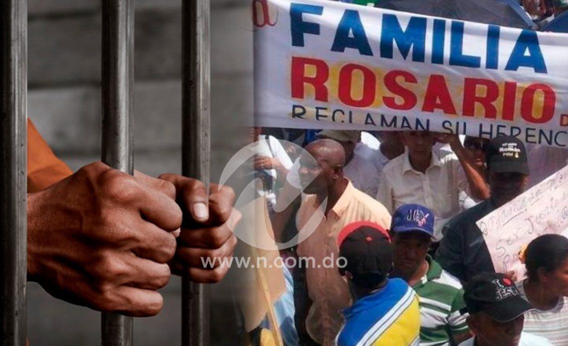 Trancan a otro de la familia Rosario