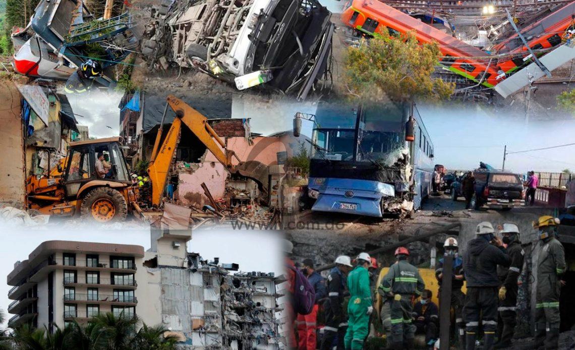 Tragedias que han conmocionado a países en los que va de año