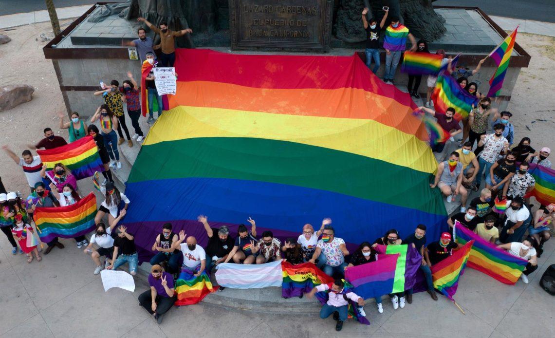 El estado mexicano de Baja California reconoce el matrimonio igualitario