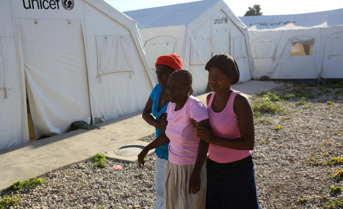 "Unicef advierte de la ""peor crisis humana"" en Haití"