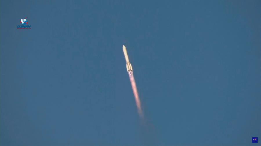 La Estación Espacial está lista para recibir el nuevo módulo ruso Naúka