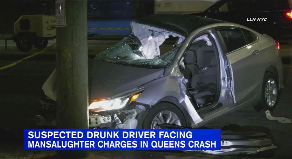 Accidente Queen
