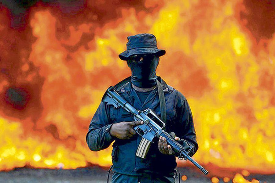 Bandas criminales empoderadas alteran el orden público en varios países latinoamericanos