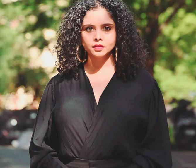 Periodista Rana Ayyub