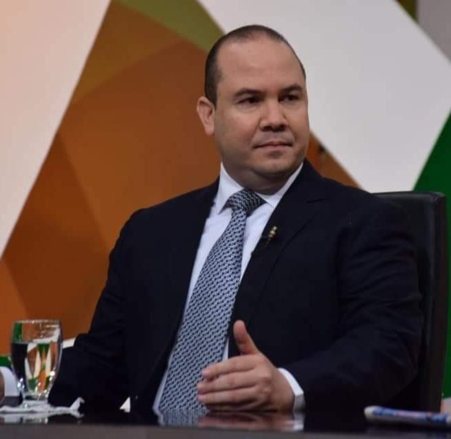 Politólogo dominicano